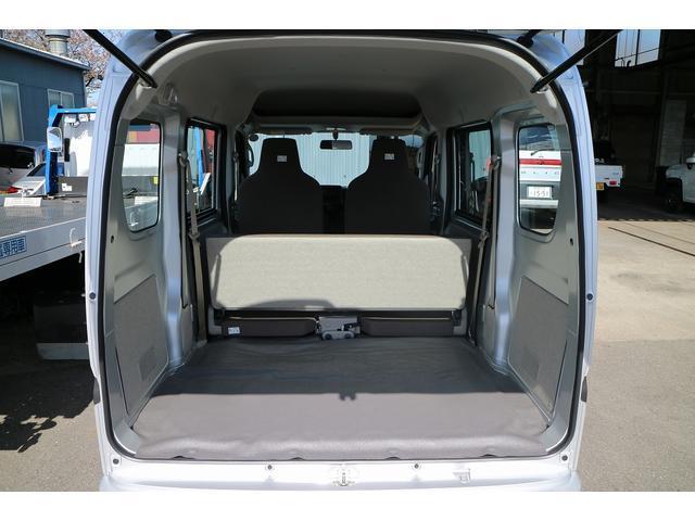 PA4AT ハイルーフ 新型届出済未使用車 パワステ ABS PA 4AT ハイルーフ 新型届出済未使用車 パワステ ABS(7枚目)