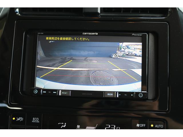 トヨタ プリウス Sツーリングセレクション セーフティセンス LED ナビ