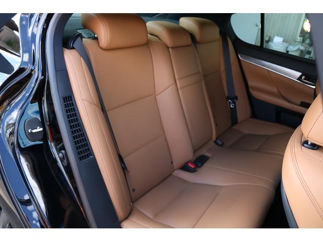 レクサス GS GS450h Fスポーツ 本革エアシート パワートランク