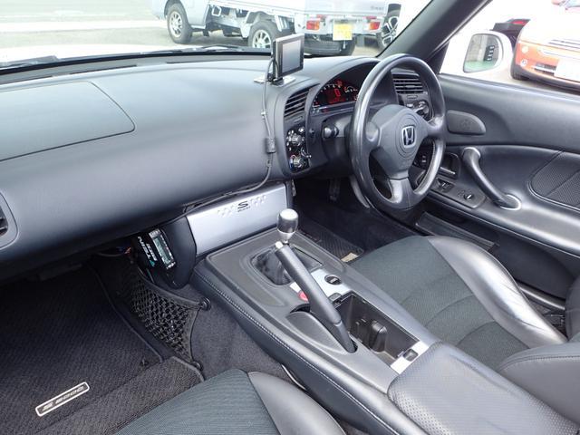ベースグレード 後期モデル 電動オープン TEIN電子制御車高調 社外マフラー タコ足(17枚目)
