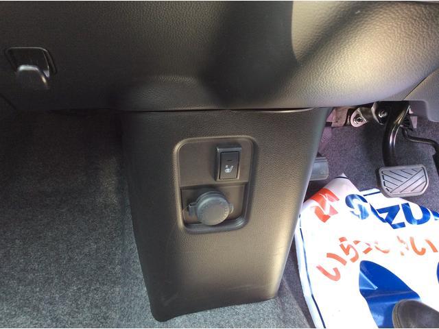 運転席にはシートヒーター付き!