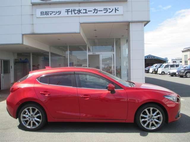 「マツダ」「アクセラスポーツ」「コンパクトカー」「鳥取県」の中古車3