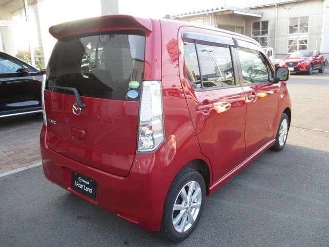 「マツダ」「フレアカスタムスタイル」「コンパクトカー」「鳥取県」の中古車4
