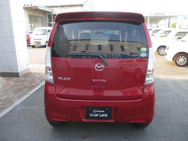 「マツダ」「フレアカスタムスタイル」「コンパクトカー」「鳥取県」の中古車5