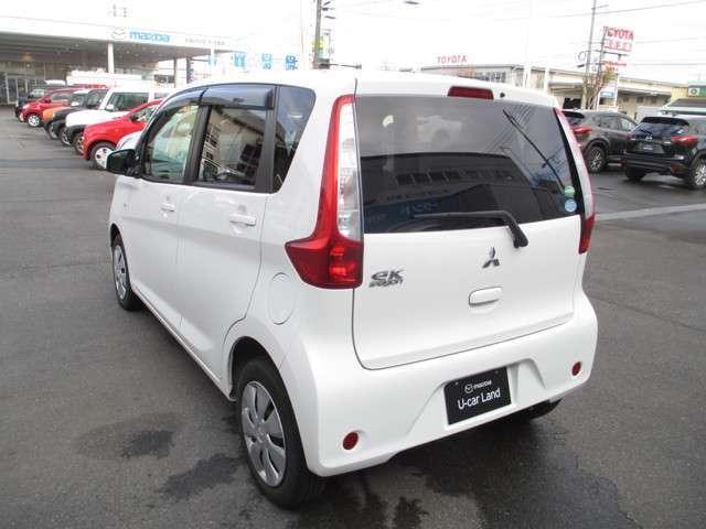 「三菱」「eKワゴン」「コンパクトカー」「鳥取県」の中古車7