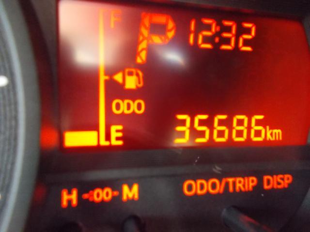 実走行距離:35685km