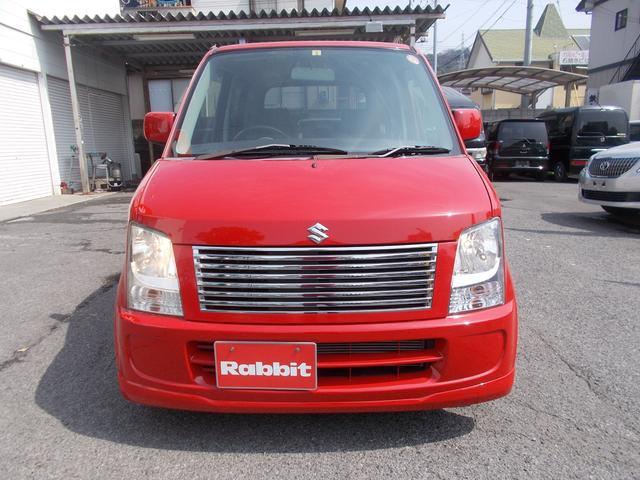 ユーザー買取車ワゴンRFT-Sリミテッド入荷しました。お見積・県内外納車登録いたしますお気軽にお問合せください。フリーコール0066-9706-5503