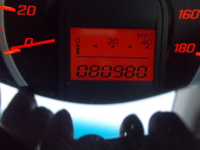 実走行距離:80980km