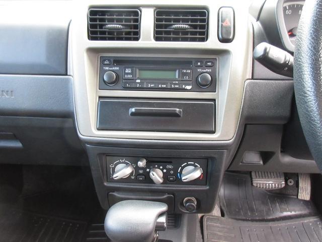 XR 4WD AT キーレス CD 社外アルミホイール(11枚目)
