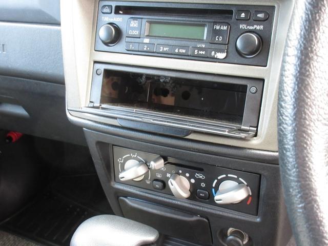 XR 4WD AT キーレス CD 社外アルミホイール(13枚目)