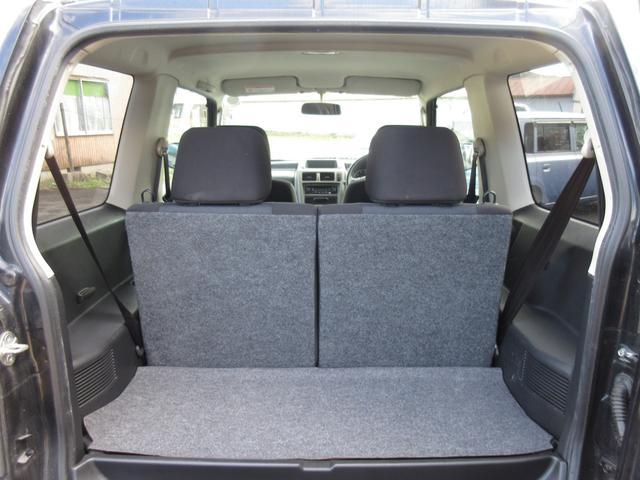XR 4WD AT キーレス CD 社外アルミホイール(20枚目)