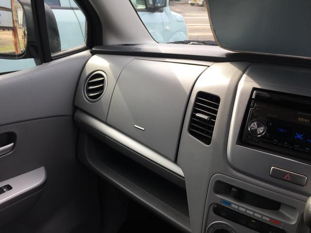 スズキ ワゴンR FXリミテッド スマートキー ETC ベンチシート