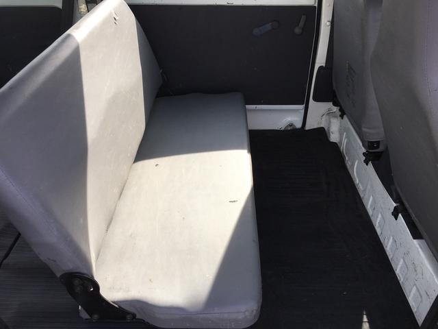 スバル サンバーバン 4WD エアコン 5MT