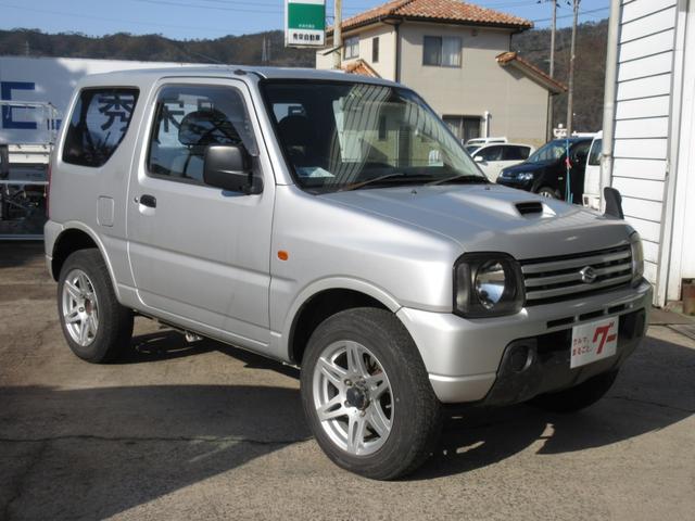「スズキ」「ジムニー」「コンパクトカー」「鳥取県」の中古車4