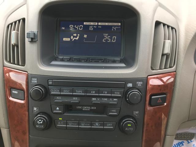 「トヨタ」「ハリアー」「SUV・クロカン」「鳥取県」の中古車8