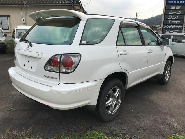 「トヨタ」「ハリアー」「SUV・クロカン」「鳥取県」の中古車15