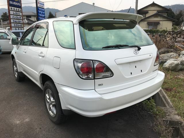 「トヨタ」「ハリアー」「SUV・クロカン」「鳥取県」の中古車17