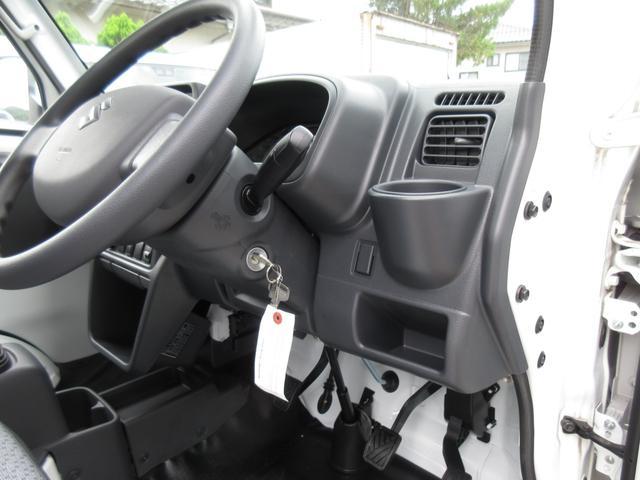 KCエアコン・パワステ 4WD Wエアバッグ 5速MT