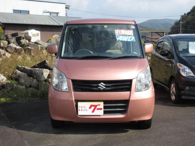 「スズキ」「パレット」「コンパクトカー」「鳥取県」の中古車2