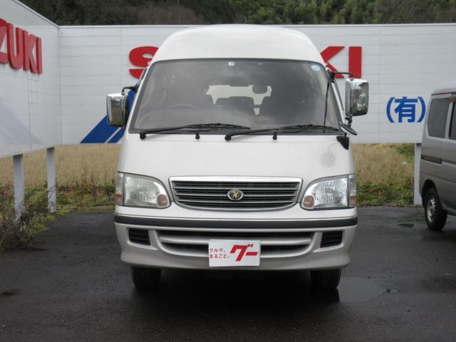 「トヨタ」「ハイエース」「ミニバン・ワンボックス」「鳥取県」の中古車2