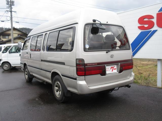 「トヨタ」「ハイエース」「ミニバン・ワンボックス」「鳥取県」の中古車6