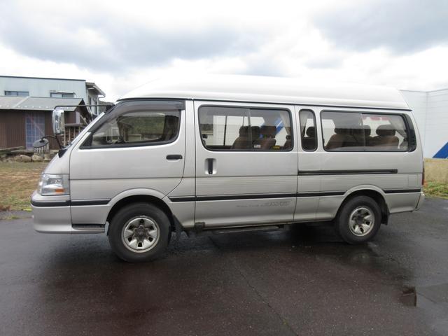 「トヨタ」「ハイエース」「ミニバン・ワンボックス」「鳥取県」の中古車8