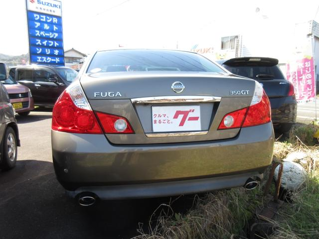 「日産」「フーガ」「セダン」「鳥取県」の中古車4