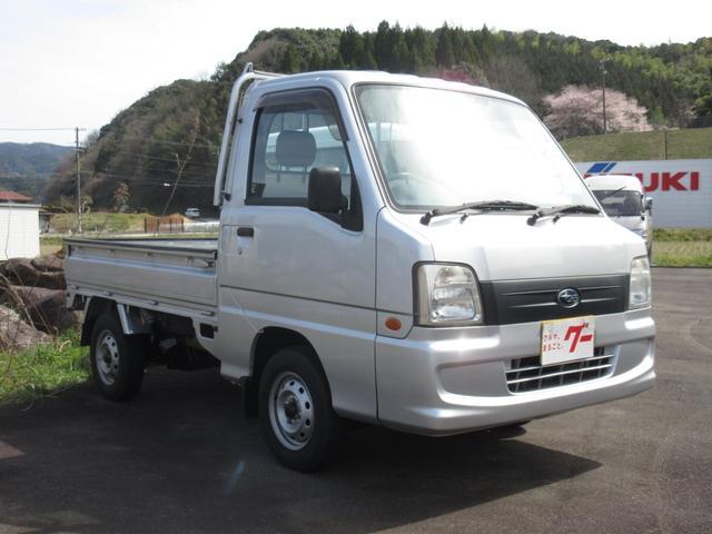 「スバル」「サンバートラック」「トラック」「鳥取県」の中古車3