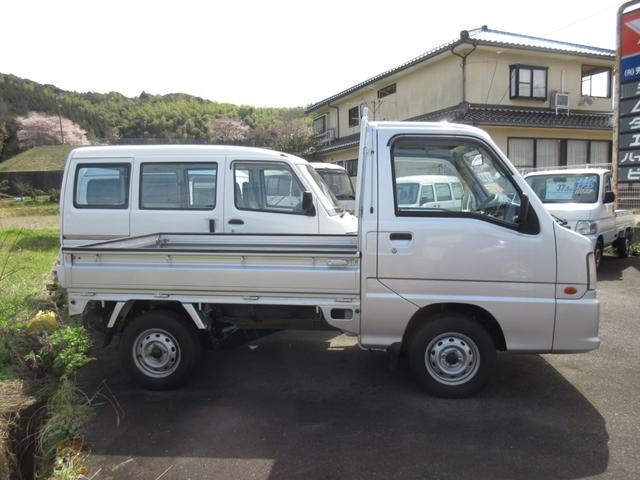 「スバル」「サンバートラック」「トラック」「鳥取県」の中古車4