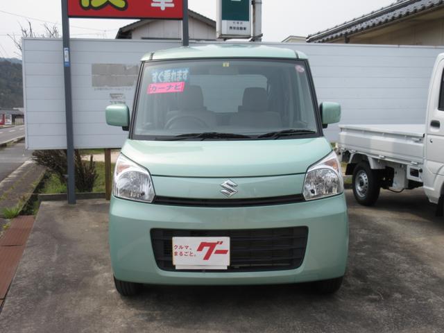 「スズキ」「スペーシア」「コンパクトカー」「鳥取県」の中古車2