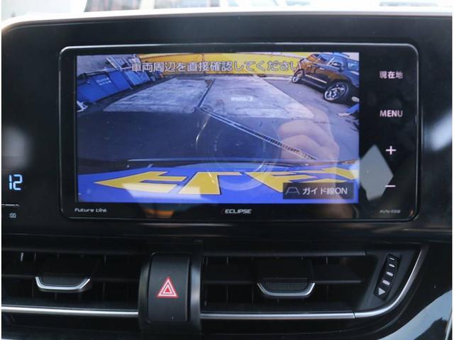 トヨタ C-HR ナビ Bカメラ ETC 新品2インチUP 新品タイヤホイル