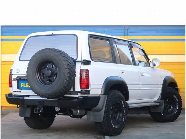トヨタ ランドクルーザー80 ユーザー買い取り直販