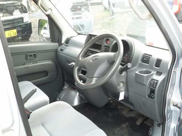 ダイハツ ハイゼットカーゴ DX 4WD 5速MT ハイルーフ ワンオーナー AC PS