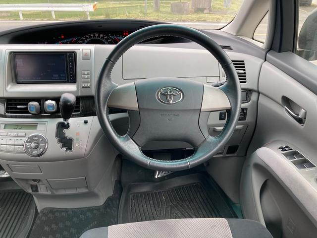 アエラス 4WD 左側電動スライドドア TVナビ Bluetooth接続可 ETC スマートキー 3列シート ダブルエアコン(3枚目)