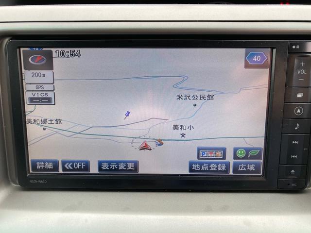 アエラス 4WD 左側電動スライドドア TVナビ Bluetooth接続可 ETC スマートキー 3列シート ダブルエアコン(7枚目)