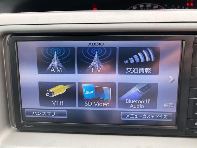 アエラス 4WD 左側電動スライドドア TVナビ Bluetooth接続可 ETC スマートキー 3列シート ダブルエアコン(9枚目)