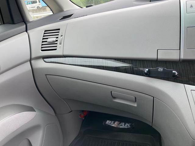 アエラス 4WD 左側電動スライドドア TVナビ Bluetooth接続可 ETC スマートキー 3列シート ダブルエアコン(11枚目)