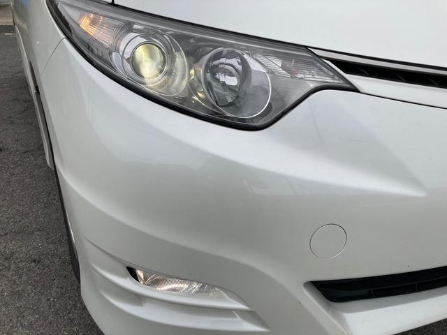 アエラス 4WD 左側電動スライドドア TVナビ Bluetooth接続可 ETC スマートキー 3列シート ダブルエアコン(13枚目)