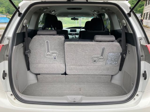アエラス 4WD 左側電動スライドドア TVナビ Bluetooth接続可 ETC スマートキー 3列シート ダブルエアコン(19枚目)