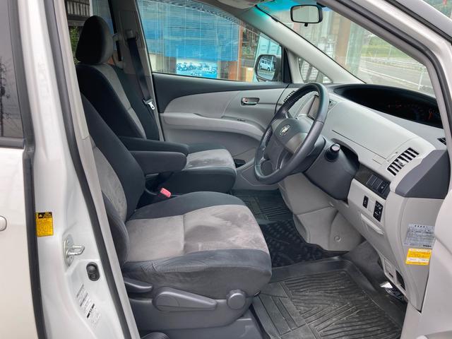 アエラス 4WD 左側電動スライドドア TVナビ Bluetooth接続可 ETC スマートキー 3列シート ダブルエアコン(21枚目)