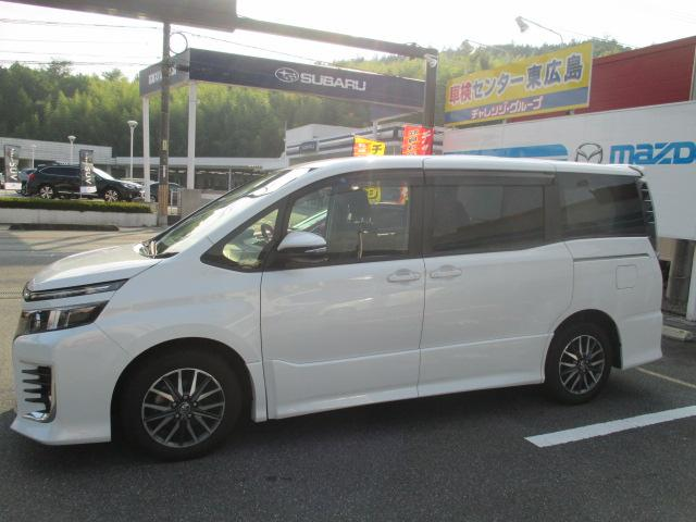 「トヨタ」「ヴォクシー」「ミニバン・ワンボックス」「広島県」の中古車6