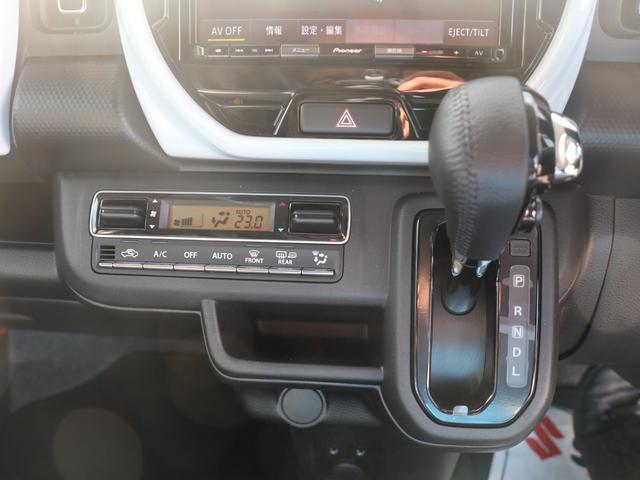 ハイブリッドX 8インチナビゲーション バックモニター LEDヘッドランプ オートライト スズキセーフティサポート ドアバイザー・フロアマット・ナンバープレートリム付(9枚目)