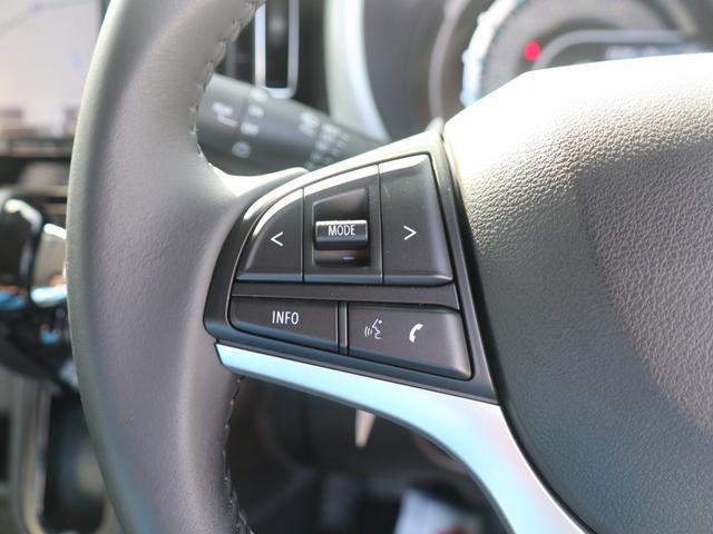 ハイブリッドX 8インチナビゲーション バックモニター LEDヘッドランプ オートライト スズキセーフティサポート ドアバイザー・フロアマット・ナンバープレートリム付(11枚目)