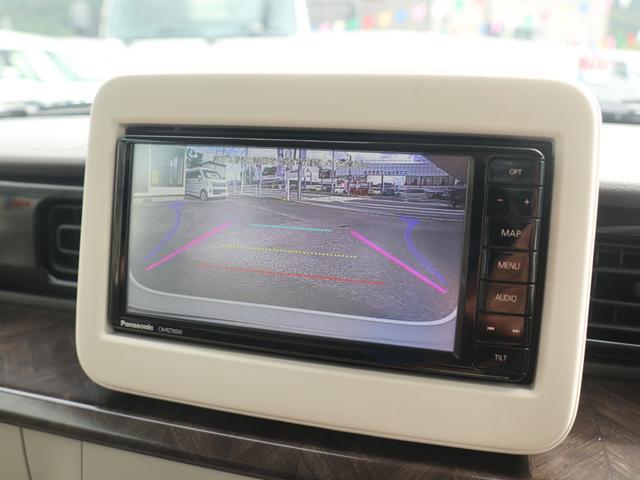 モード スズキ純正7インチワイドナビ Bluetooth DVD再生 バックモニター スズキセーフティサポート HIDヘッドランプ オートライト(7枚目)