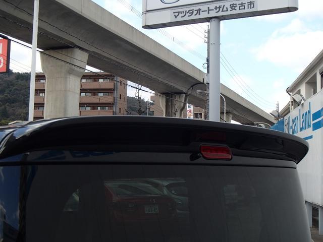 マツダ フレアワゴンカスタムスタイル XG アイドリングストップ 左側電動スライドD スマートキー