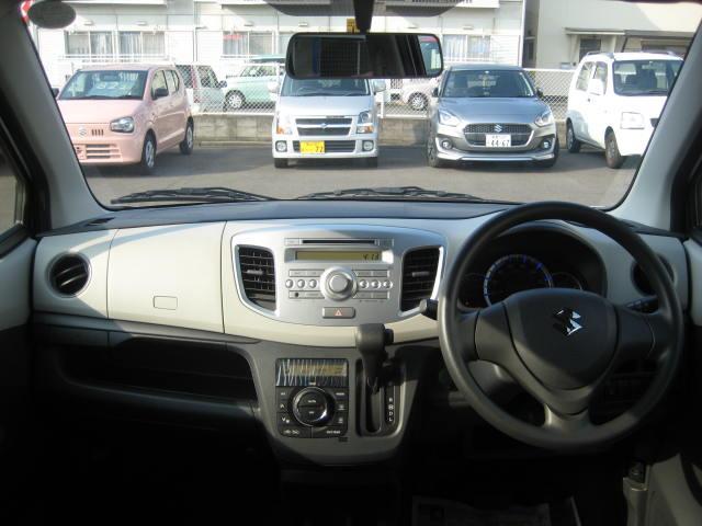 スズキ ワゴンR FX 4型 CDプレーヤー オートエアコン 2WD CVT