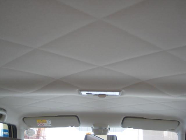 天井に目立ったシミ、汚れはありません