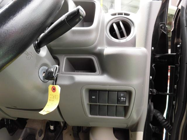 ジョイン ハイルーフ 4WD CD 5AT 軽バン(10枚目)