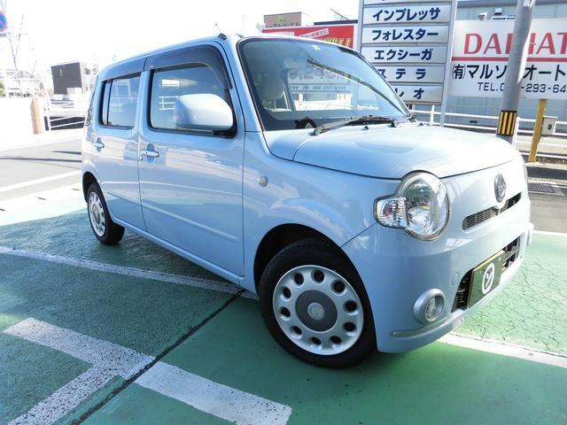 ココアX AT スマートキー CD 軽自動車 ABS(2枚目)