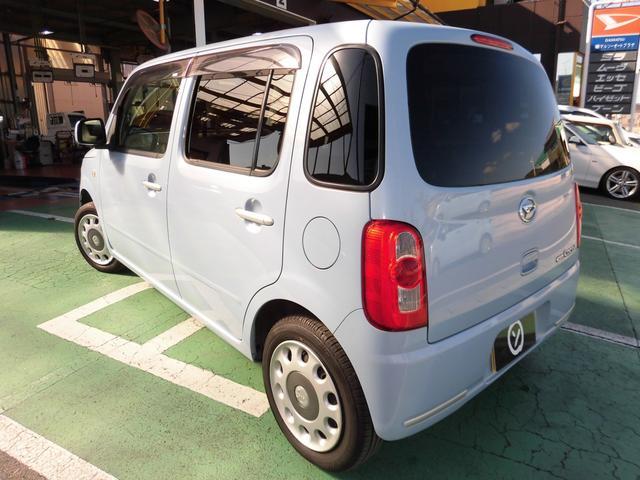 ココアX AT スマートキー CD 軽自動車 ABS(4枚目)